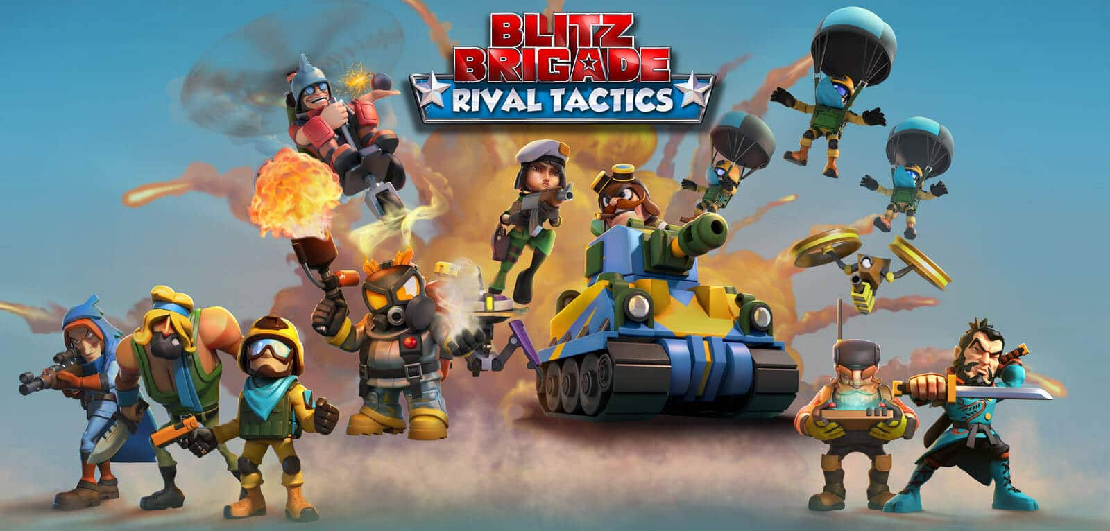 Blitz Brigade Android Game Review