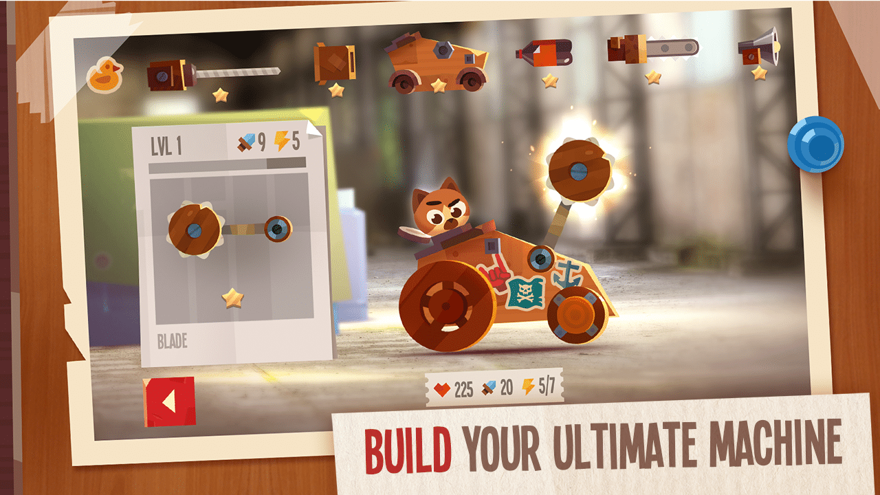 CATS: Crash Arena Turbo Stars On Your Windows PC / Mac Download And
