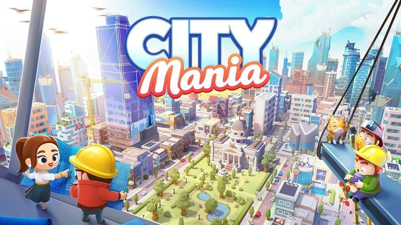 city mania town building game on your windows pc mac download and