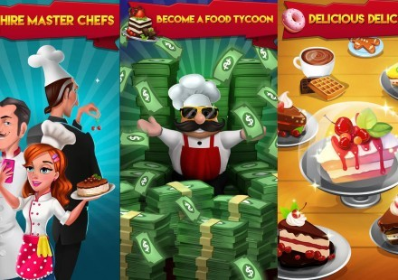 Tiny Chef Cooking Clicker Featured