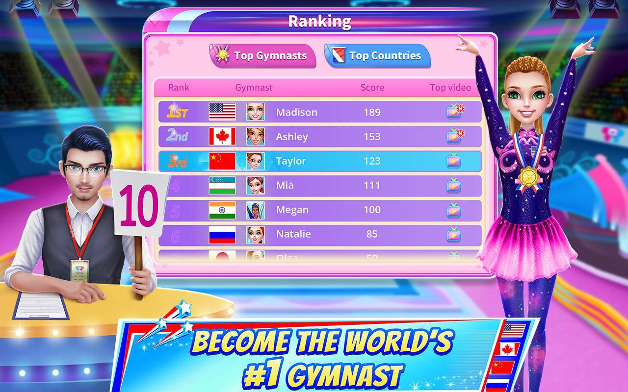 gymnastics superstar get a perfect 10 on your windows pc mac