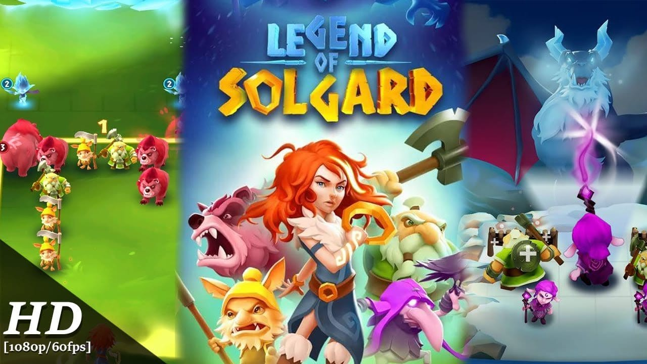 Image result for Legend of Solgard