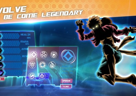 Shadow Fight Battle: Hero Warriors Legend