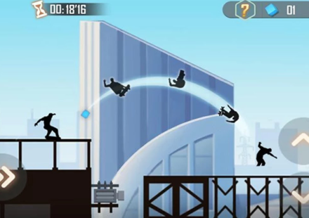 Download Shadow Skate For PC