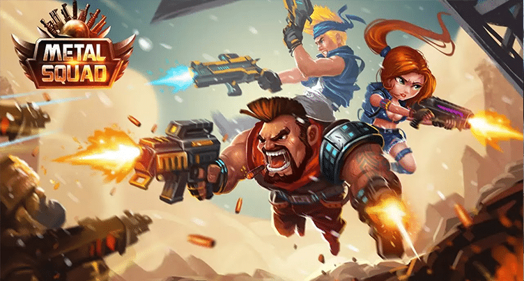 Metal Squad On Your Windows PC / Mac Download And Install