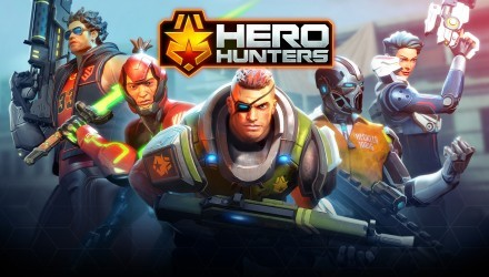 Download Hero Hunters For PC