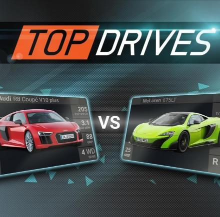 Top Drivers