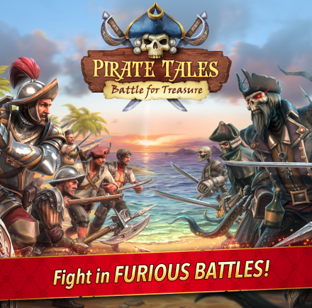 Pirate Tales Feature