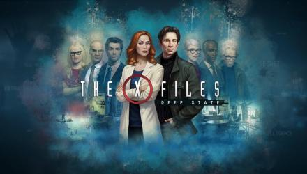 The X-Files Deep State