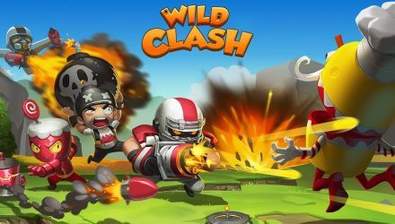 Wild Clash - Online Battle Featured