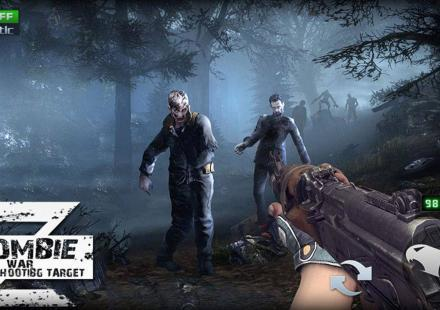 Zombie War Z: Hero Survival Rules Featured