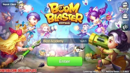 Boom Blaster Featured
