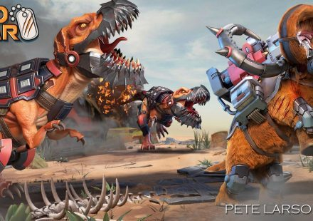 Dino War Featured