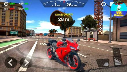 Ultimate Motorcycle Simulator Featured