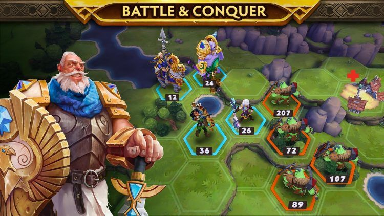 Warlords of Aternum 2