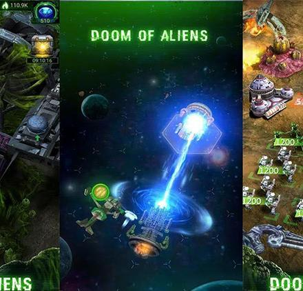 Doom of Aliens For PC