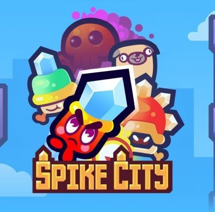 Spike City For PC
