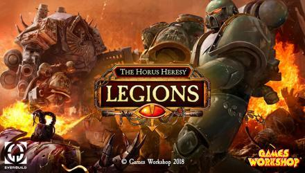 The Horus Heresy Legions Featured
