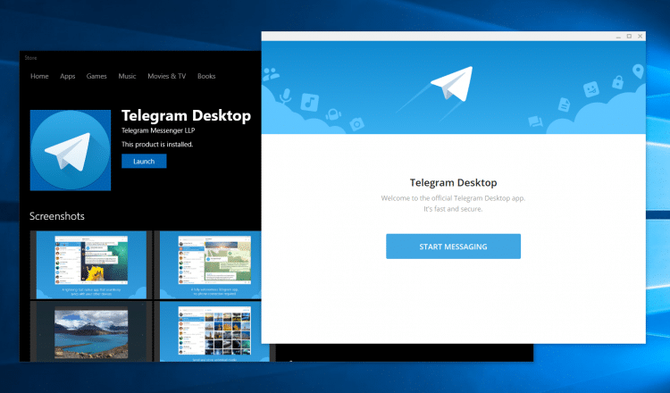 Telegram Messenger For Your Windows / Mac PC – Download And Install