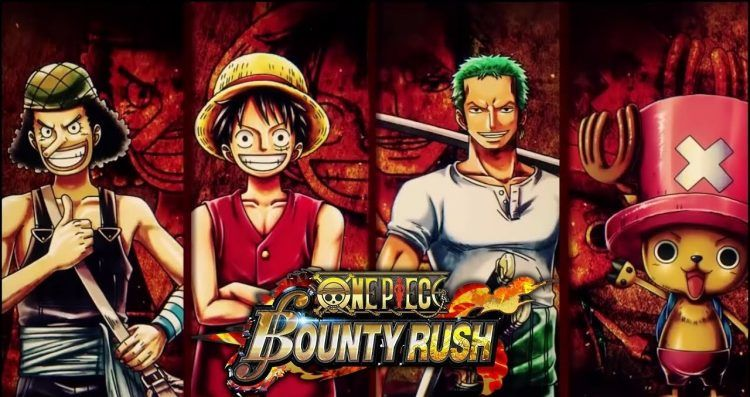 One Piece Bounty Rush for Your Windows / Mac PC - Download And Install