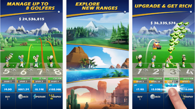 Idle Golf for Your Windows / Mac PC - Download And Install